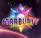 Starburst By NetEnt Gaming